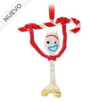 Adorno colgante navideño Forky, Toy Story 4, Disney Store