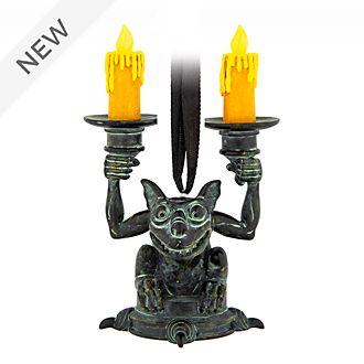 Disney Store Gargoyle Light-Up Hanging Ornament, The Haunted Mansion