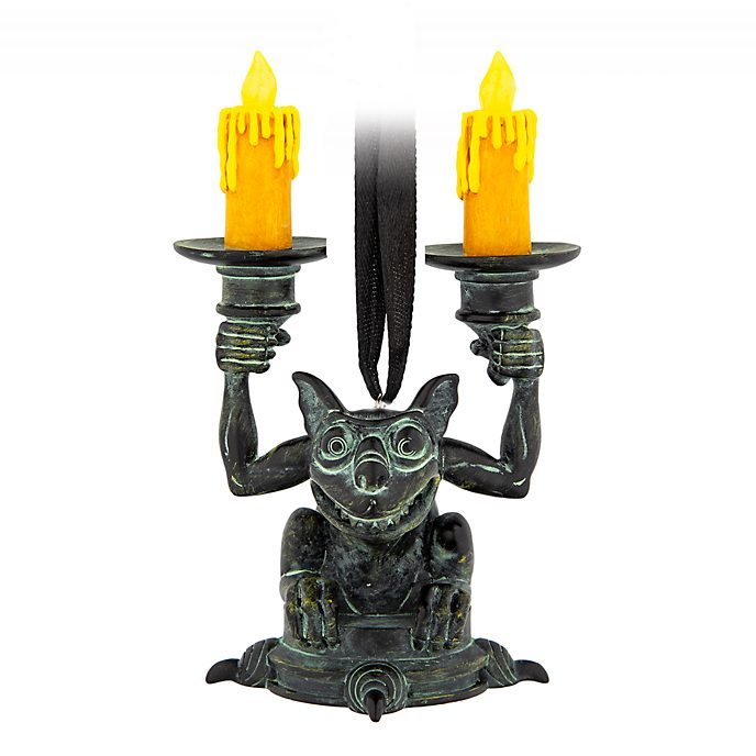 Disney Store Gargoyle Light-Up Hanging Ornament, The Haunted Mansion