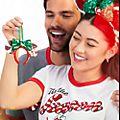 Disney Store Décoration de Noël oreilles de Minnie à suspendre