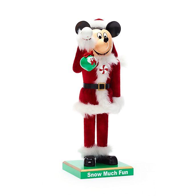 Disney Store - Micky Maus - Nussknacker-Figur