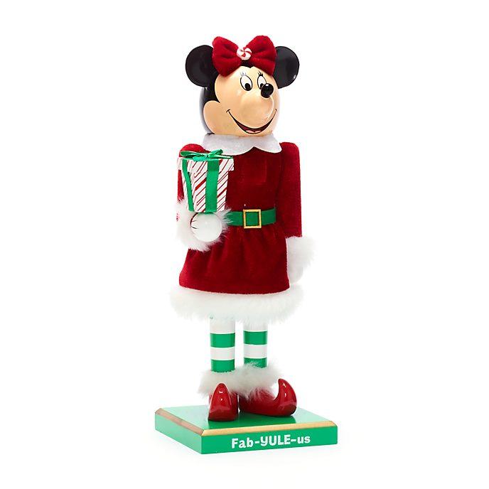 Disney Store Minnie Mouse Nutcracker Figurine