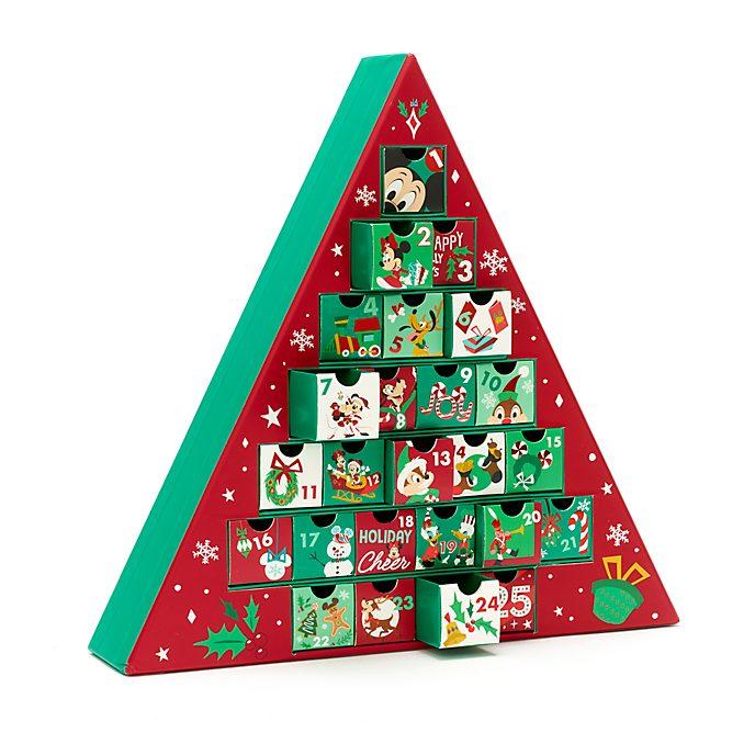 Disney Store - Holiday Cheer - Micky und seine Freunde - Klassischer Adventskalender