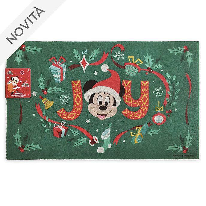 Zerbino Topolino e Minni Holiday Cheer Disney Store