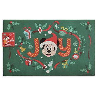 Disney Store Paillasson Mickey et Minnie, Holiday Cheer