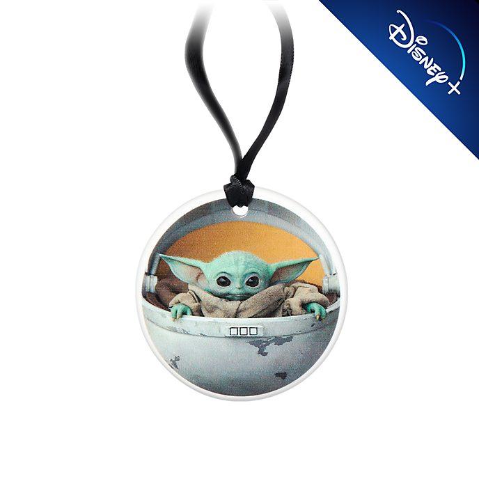 Adorno colgante disco Grogu, Star Wars, Disney Store
