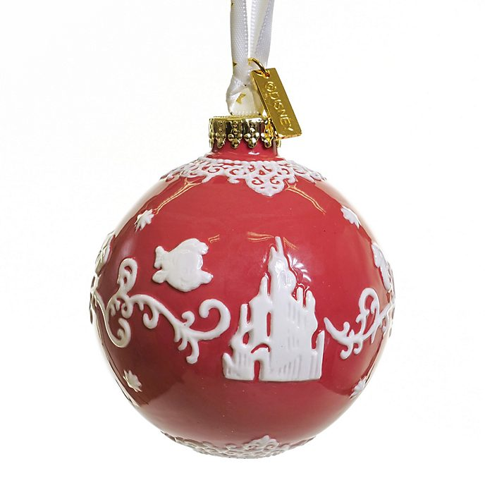 English Ladies Co. The Little Mermaid Fine China Hanging Ornament