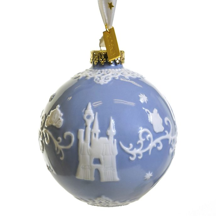 English Ladies Co. Cinderella Fine China Hanging Ornament