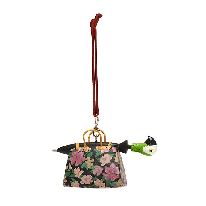 Disney Store Mary Poppins Bag Hanging Ornament