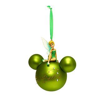 Disney Store - Tinkerbell auf Micky Symbol - Dekorationsstück zum Aufhängen
