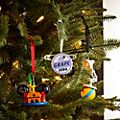 Walt Disney World Pixar Ball and Pixar Lamp Hanging Ornament
