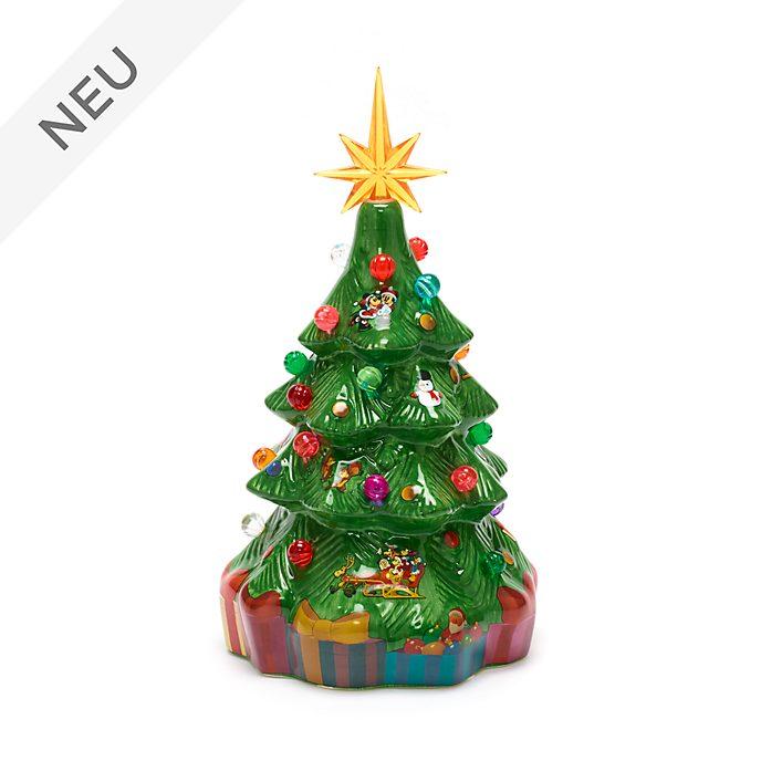 Walt Disney World - Micky und Freunde - Weihnachtsbaumfigur mit Leuchteffekt