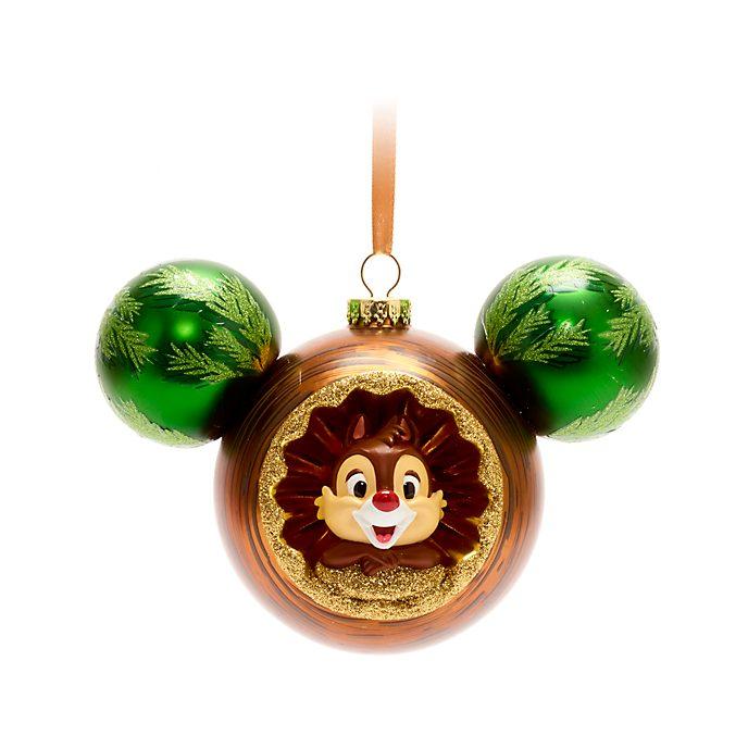 Walt Disney World adorno colgante icono Mickey, Chip y Chop