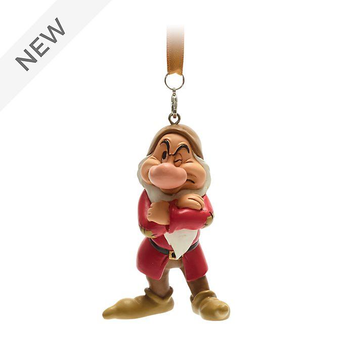 Disney Store Grumpy Hanging Ornament