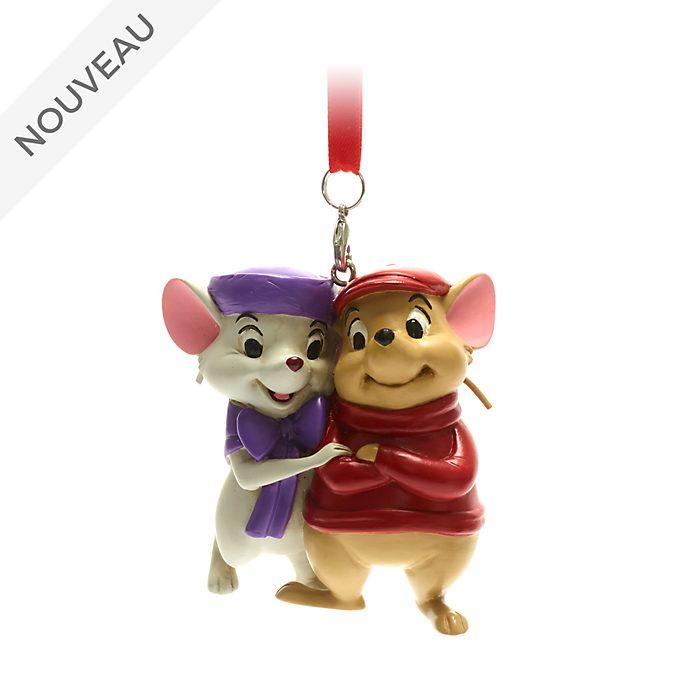 Disney Store Décoration Bernard et Bianca à suspendre