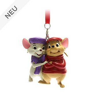 Disney Store - Bernard und Bianca - Dekorationsstück zum Aufhängen
