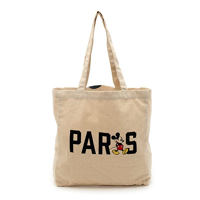 Disney Store Sac de shopping réutilisable Mickey Paris