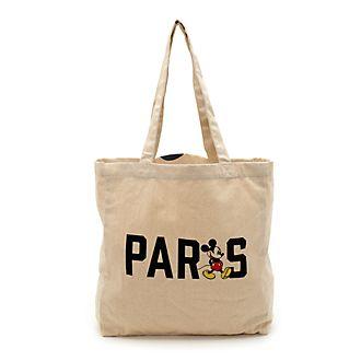 Disney Store - Micky Maus - Paris - Wiederverwendbare Einkaufstasche