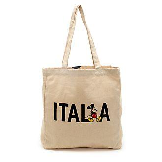 Bolsa compra reutilizable Italia Mickey Mouse, Disney Store