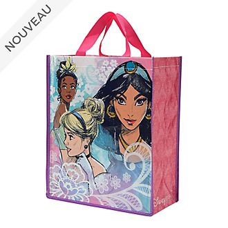 Disney Store Sac de shopping standard Princesses Disney réutilisable
