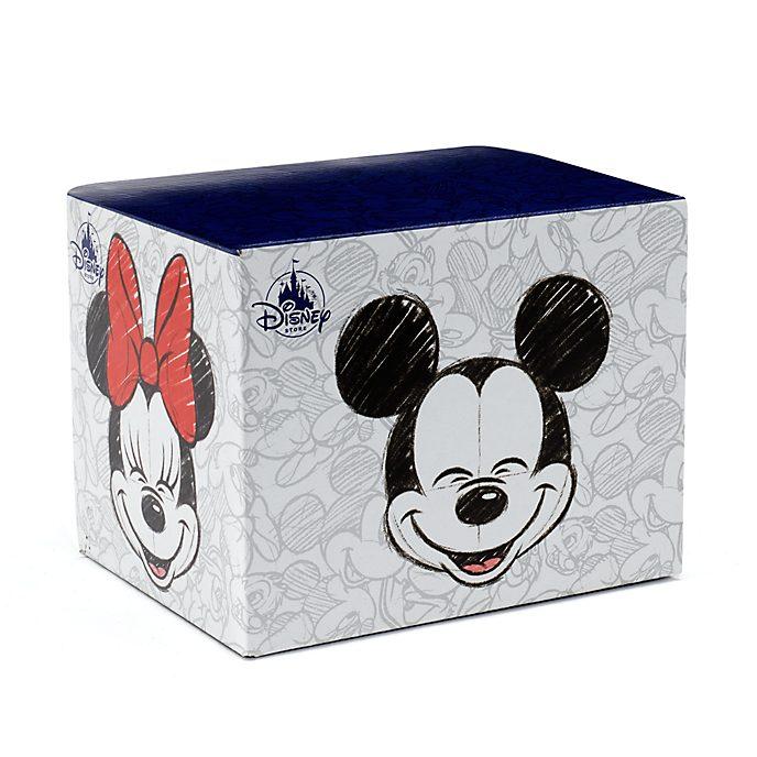 Caja taza Mickey y Minnie Mouse, Disney Store