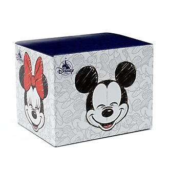 Disney Store Mickey and Minnie Mouse Mug Box