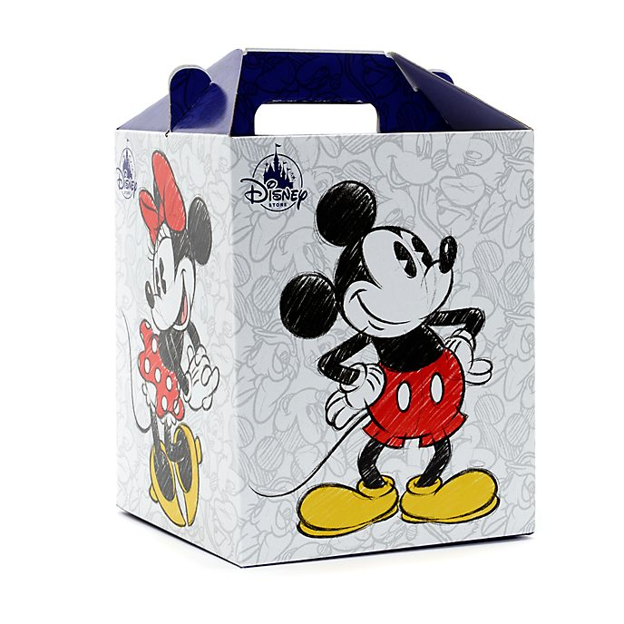 Disney Store Mickey and Minnie Mouse Gift Box, Medium