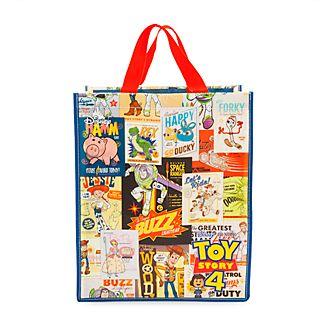 Disney Store - Toy Story - Mehrweg-Einkaufstasche, mittelgroß
