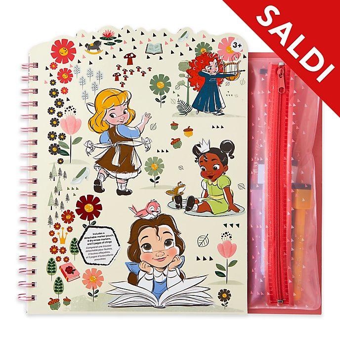 Album da disegno cancellabile collezione Disney Animators Disney Store