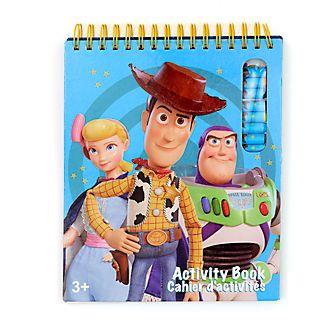 Disney Store Livre d'activités Toy Story4
