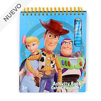 Cuaderno actividades Toy Story 4, Disney Store