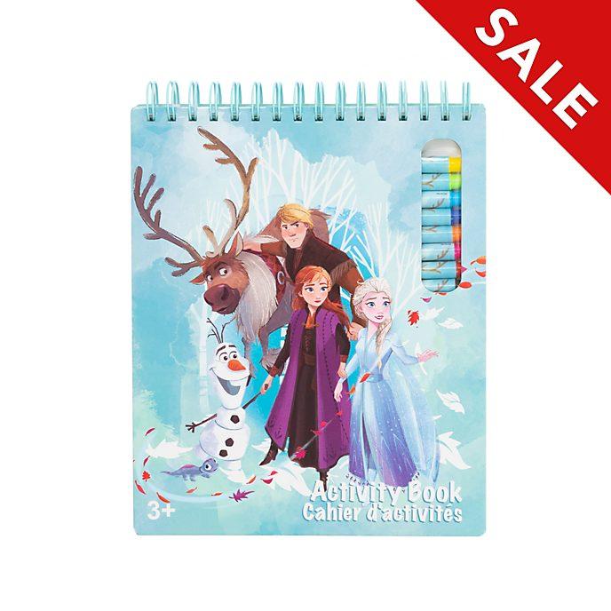 Disney Store Frozen 2 Activity Book
