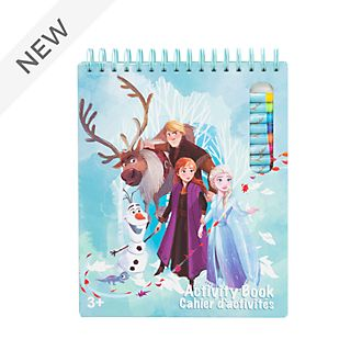 Disney Store Frozen 2 Activity Book