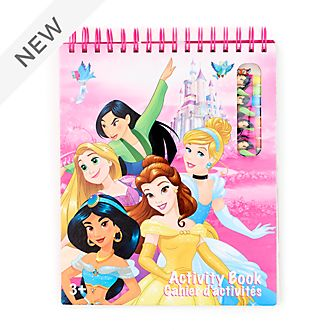 Disney Store Disney Princess Activity Book