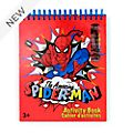 Disney Store Spider-Man Activity Book