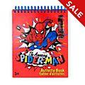 Disney Store Spider-Man Activity Book