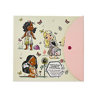 Album da colorare collezione Disney Animators Disney Store