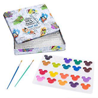 Disney Parks Ink & Paint Water Colour Paint Box