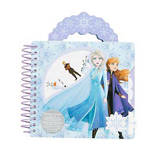 Cuaderno actividades con anillas Frozen 2, Disney Store