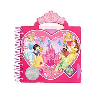 Cuaderno actividades con anilla princesas Disney, Disney Store