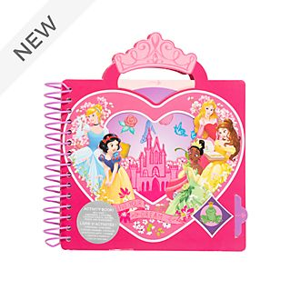 Disney Store Disney Princess Ring-bound Activity Book