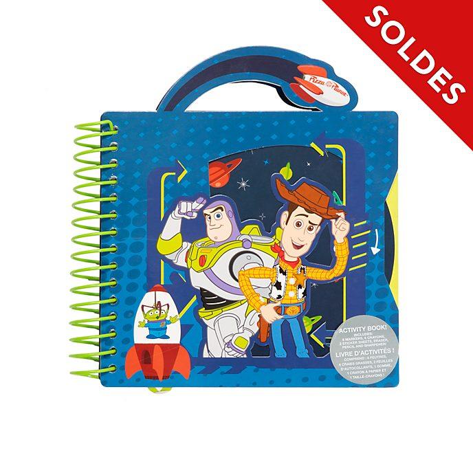 Disney Store Livre d'activités à spirales Toy Story