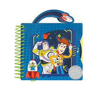Cuaderno actividades con anilla Toy Story, Disney Store