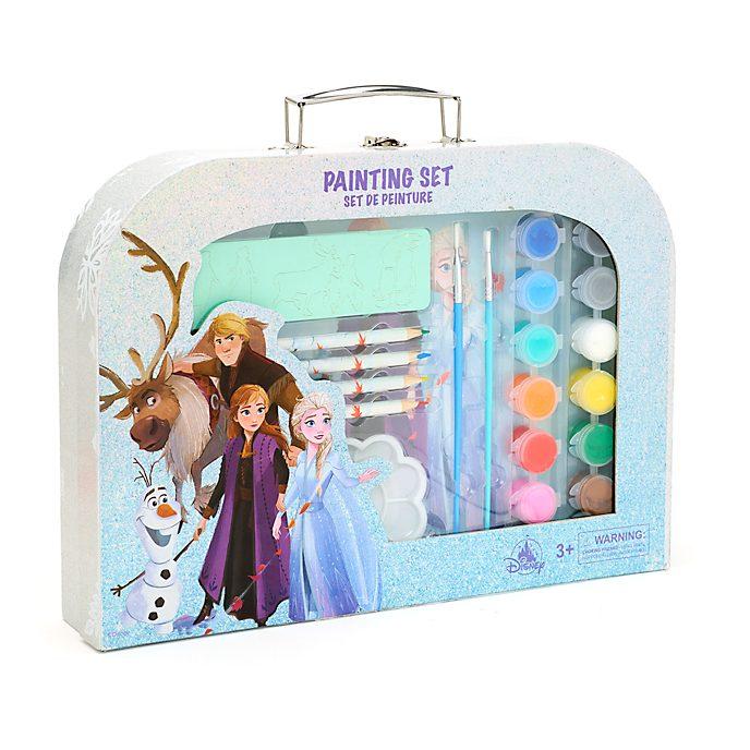 Disney Store Nécessaire de peinture La Reine des Neiges2