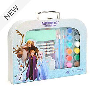 Disney Store Frozen 2 Painting Set