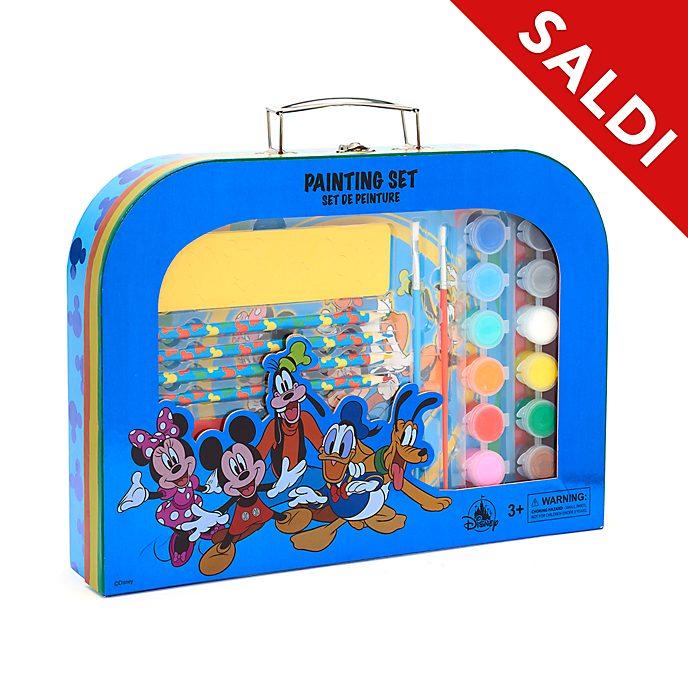 Set pittura Topolino e i suoi amici Disney Store