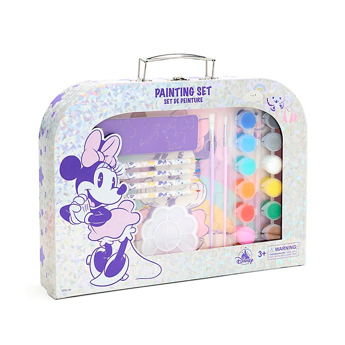 Disney Store Kit de peinture Minnie Mouse Mystical