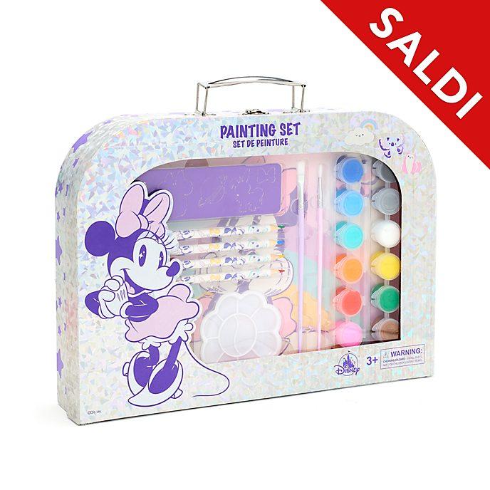 Set pittura Minnie Mouse Mystical Minni Disney Store