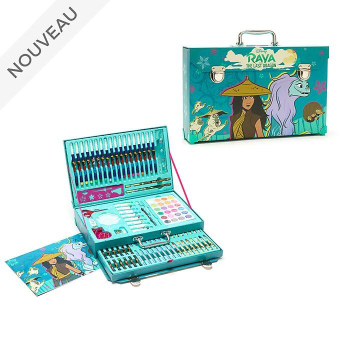 Disney Store Kit artistique deluxe Raya et le Dernier Dragon