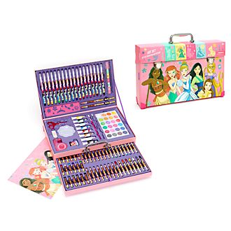 Disney Store Disney Princess Deluxe Art Kit